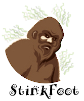 why do some bigfoot stink