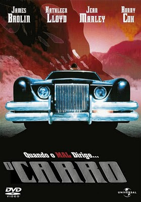 O Carro - A Máquina do Diabo Dublado 1977