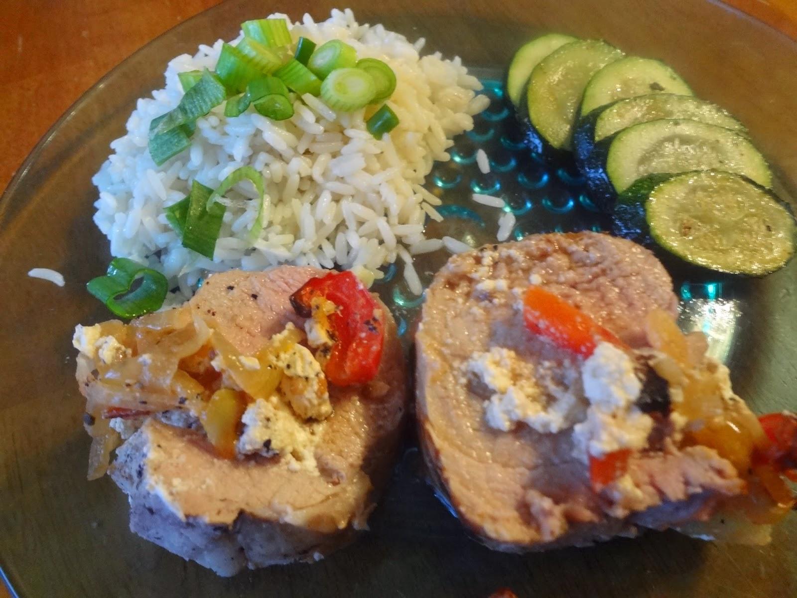 Partageons nos secrets de cuisine filet porc farcis for Secrets de cuisine