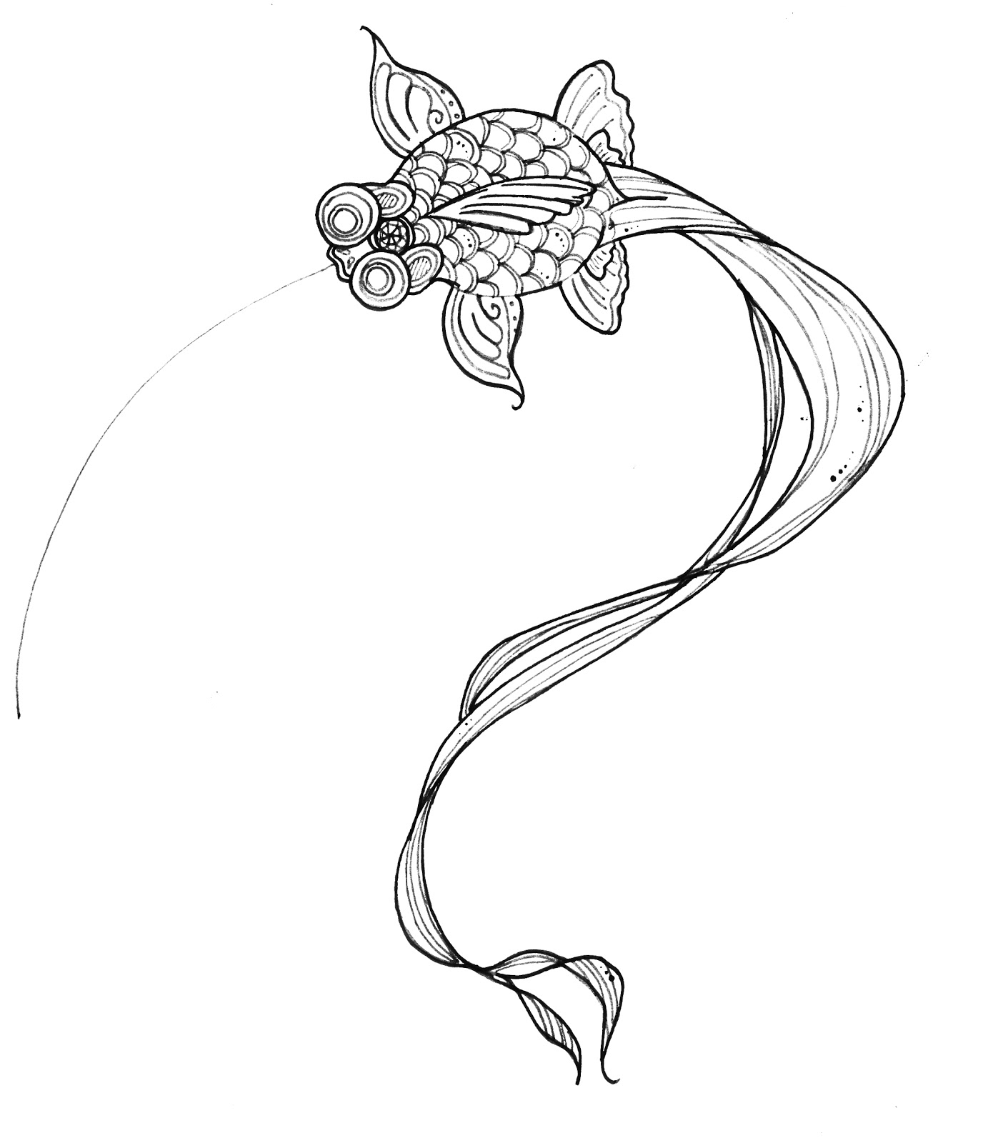 emillustration chinese kites i did some initial sketches experimenting various forms and shapes of kite for both goldfish and magpies currently i am finalising one design that