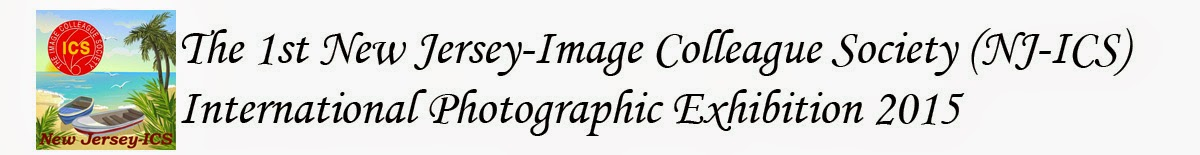 The 1st New Jersey-ICS International Photographic Exhibition