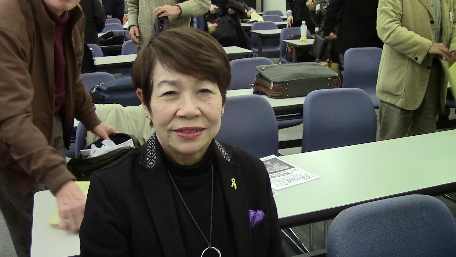 福井典子(渋谷革新懇)    都民運動に精通しもっと力を注ごう!