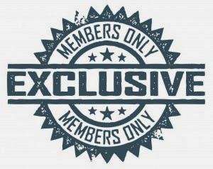 ekslusif for shaklee membership only