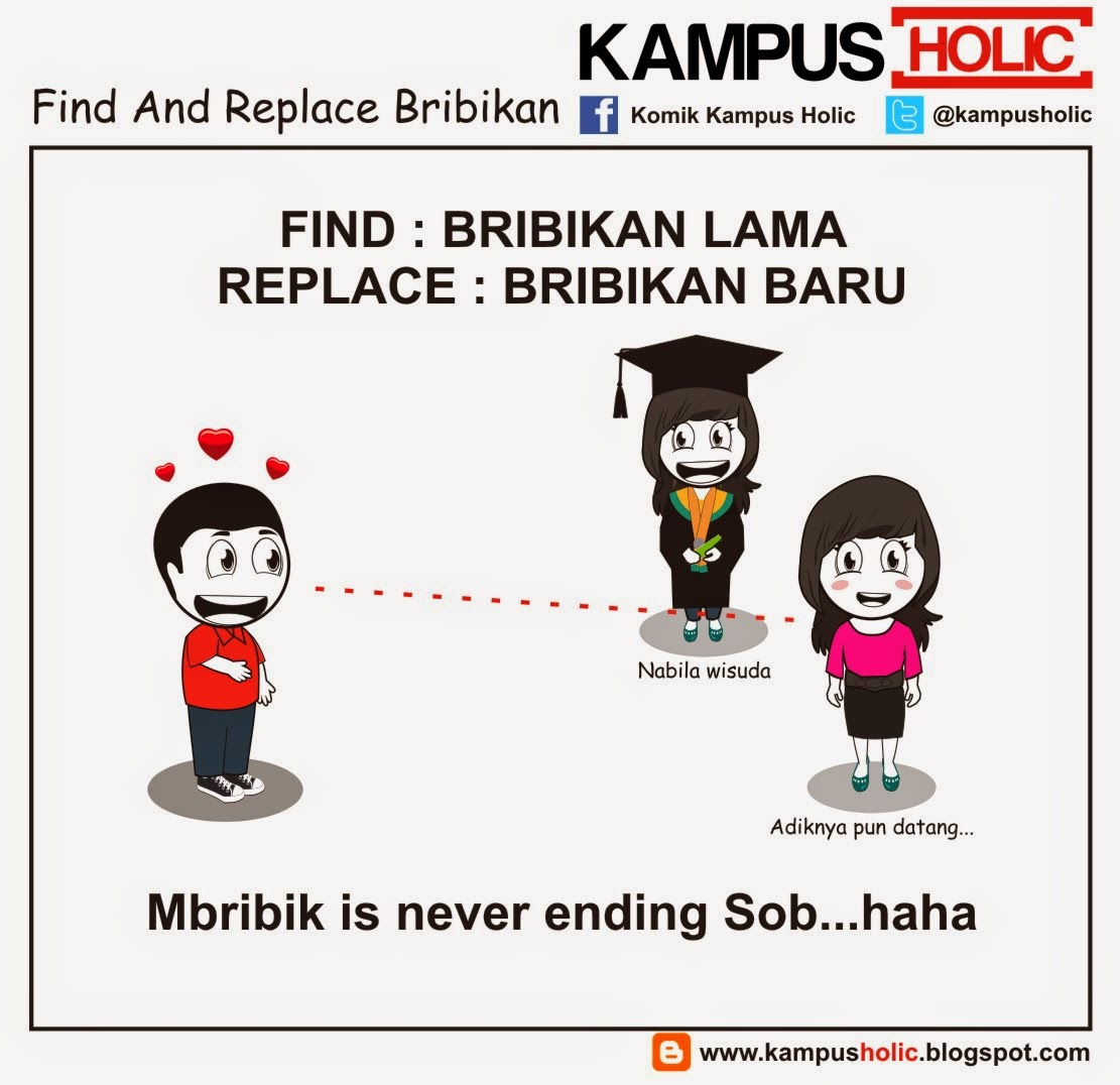 #563 Find And Replace Bribikan