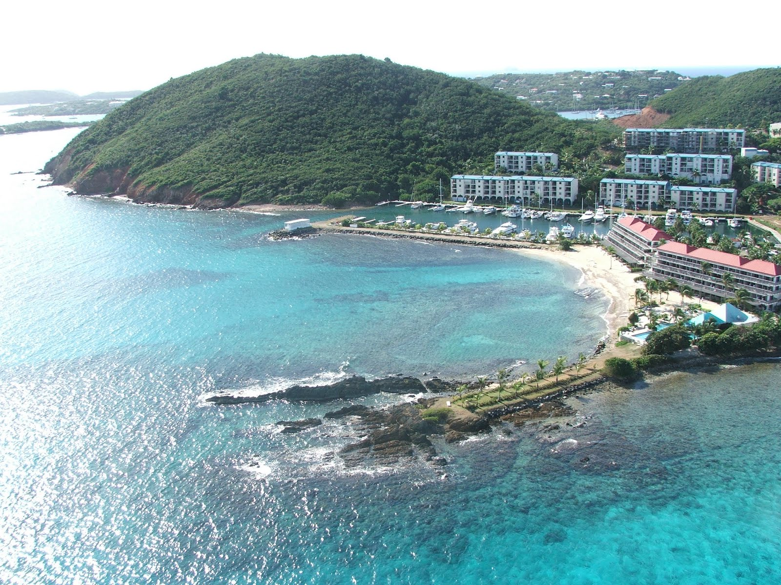 Exotic Places The Best US Virgin Islands Beaches