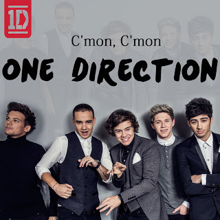One Direction Cmon Cmon Cover