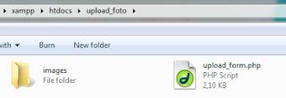Cara Upload File Gambar di PHP