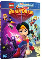 Watch Lego DC Super Hero Girls: Brain Drain Online Free 2017 Putlocker