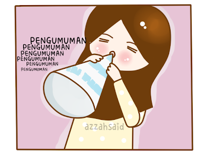PEMENANG #2 WEEKLY GA BY SHARINA