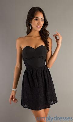 Black Dresses Ideas For Women's 6