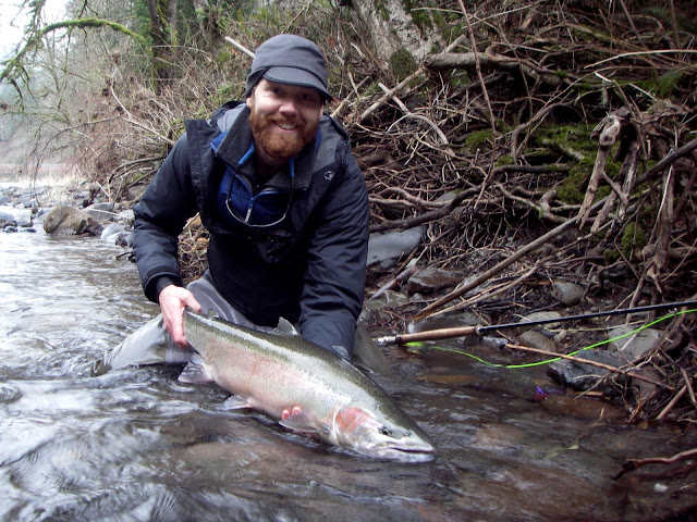 Skinny waders a fly fishing blog sw washington gold for Fly fishing washington state