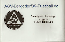 Offizielle Homepage der Fußballabteilung des ASV Bergedorf 85