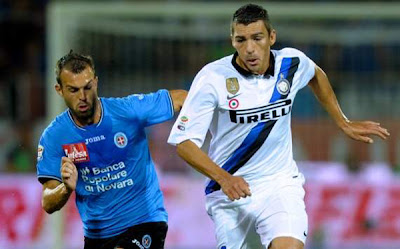 Novara 3 - 1 Internazionale Milan (1)
