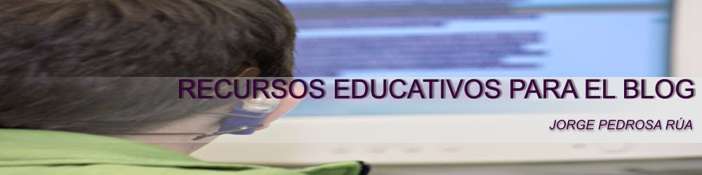 Recursos educativos para el blog