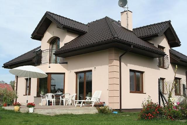 elewacje zuzzy czekoladowe dachy ciemne okna letni deser. Black Bedroom Furniture Sets. Home Design Ideas