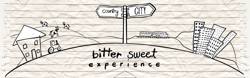 Bitter Sweet Experience