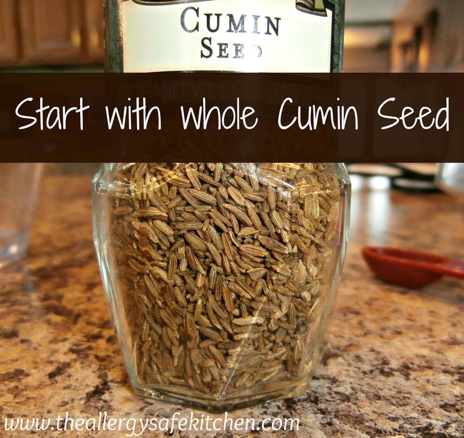 With No Discernible End In Sight I Thought Id Share A Secret You Grind My Own Cumin Have For Years And It Is SO Easy
