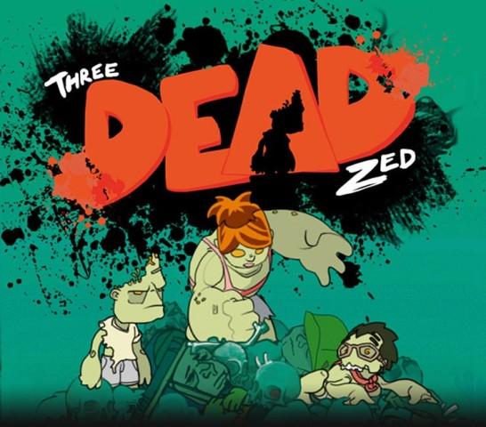 Three+Dead+Zed+%5BFINAL%5D A look at Gentleman Squid Studio