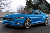 The 2015 Ford Mustang