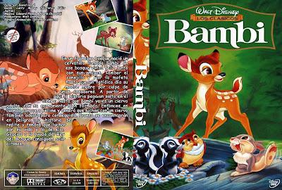 Bambi (1942) | Caratula  | Imagen
