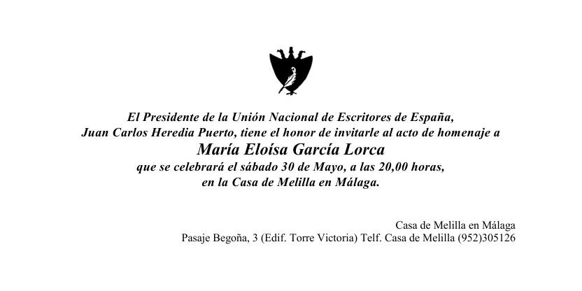 Invitación de la UNEE