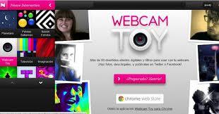 Webcam Toy: Más de 50 efectos para cámaras web en Google Chrome