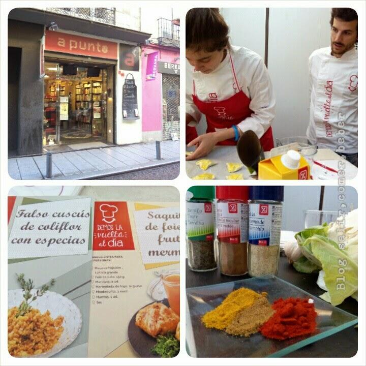 Salir comer beber ma ana gastron mica en madrid - Libreria gastronomica madrid ...