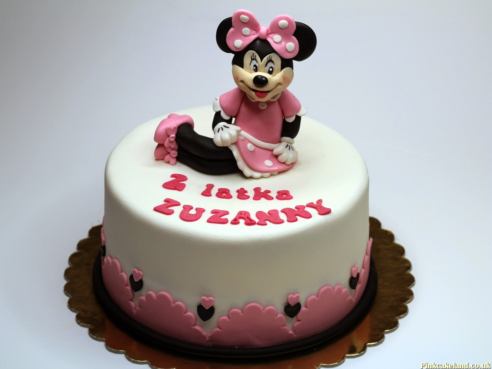 Minnie Mouse Cake, Kingston Upon Thames
