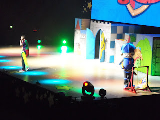 CBeebies Live!, Reach to the Stars, MEN Arena