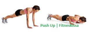 Push Up - Salah satu cara membentuk otot langan