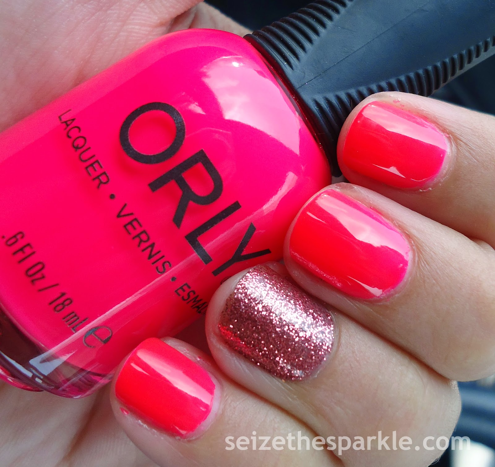 Butter London Rosie Lee & Orly Tropical Punch