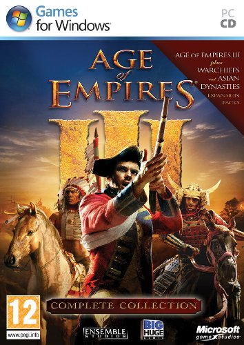 Cover Of Age of Empires 3 Complete Collection Full Latest Version PC Game Free Download Mediafire Links At worldfree4u.com