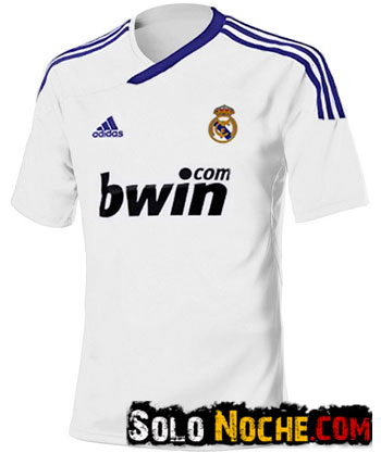 Nuevo Uniforme Y Playera Del Real Madrid 2011   2012