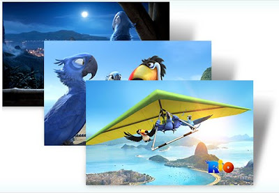 Rio Movie theme