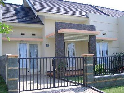 Model Rumah Sederhana on Koleksi Gambar Rumah Minimalis Bag 3   Rumah Minimalis Idaman Modern