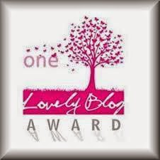 2013 Lovely Blog Award