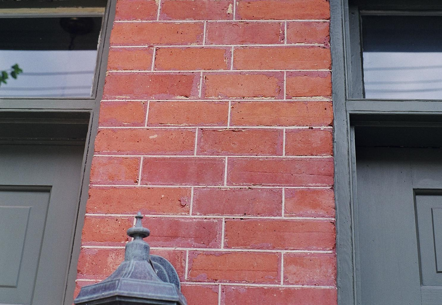 Aforethoughts on Heritage Masonry: Why are there red lines over the ...