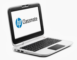 HP Classmate 10 with Bay Trail Processing Technology