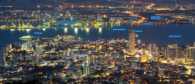 Khám phá nền tảng đa văn hóa của Penang - Malaysia