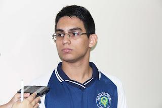 Fwd: CIDADES - Estudante da rede pública estadual é selecionado no Programa Jovens Embaixadores e participará de intercâmbio nos Estados Unidos