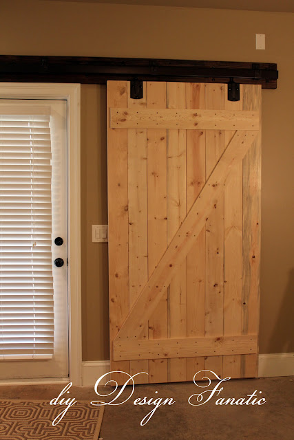Diy Design Fanatic Diy Barn Doors