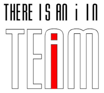 the word team with an 'i' highlighted