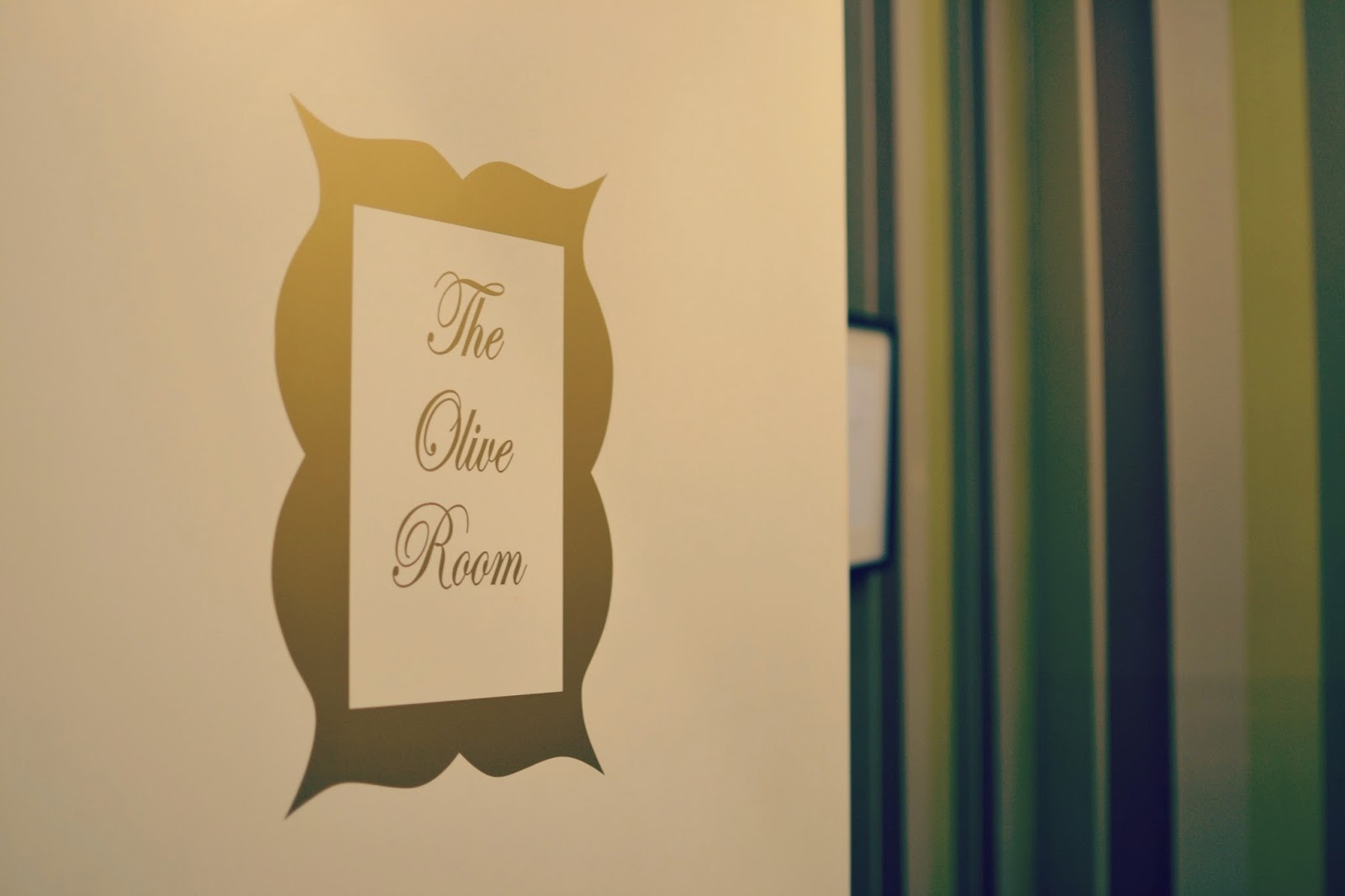 beauty treatment room