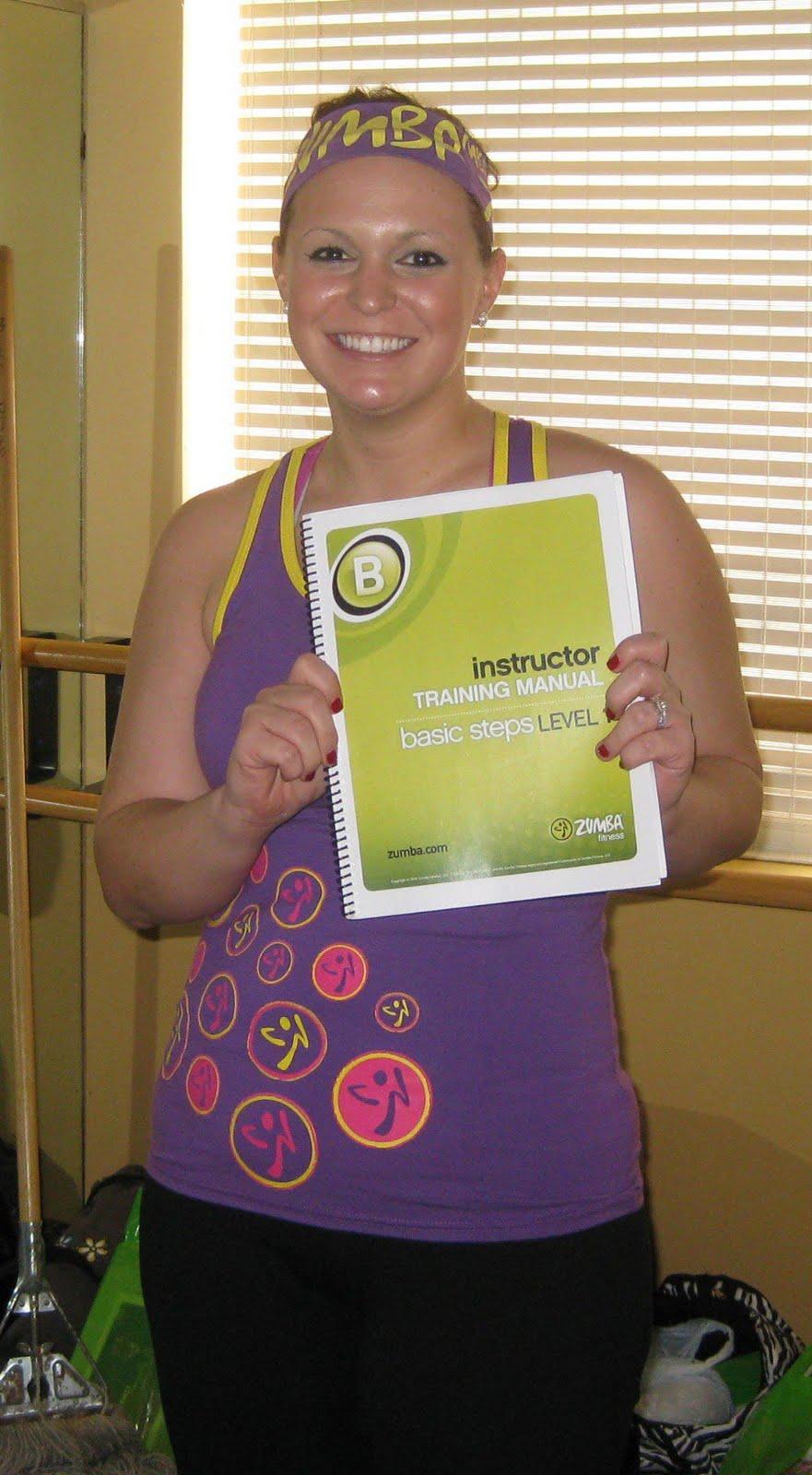 How Do You Become A Zumba Instructor Zumba 101 Razorback Britt