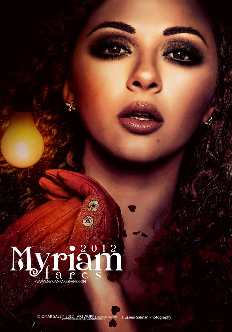 Myriam Fares