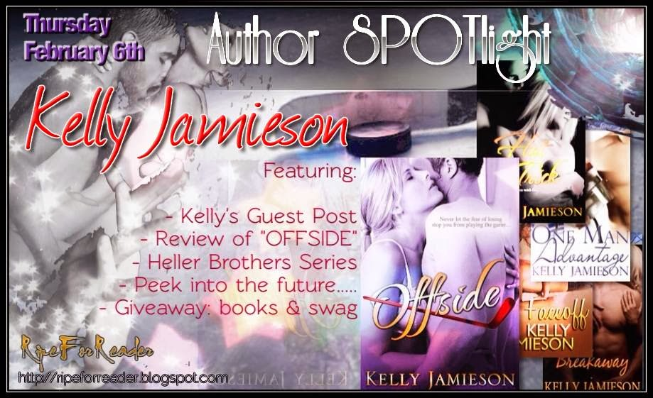 http://ripeforreader.blogspot.ca/2014/02/author-spotlight-kelly-jamieson.html