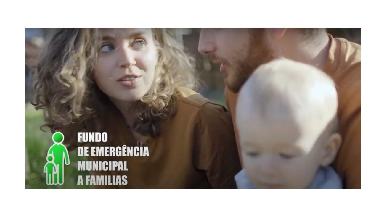 FUNDO DE EMERGÊNCIA MUNICIPAL A FAMÍLIAS