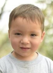 Jahaziel - Honduras (Tablon), Age 3