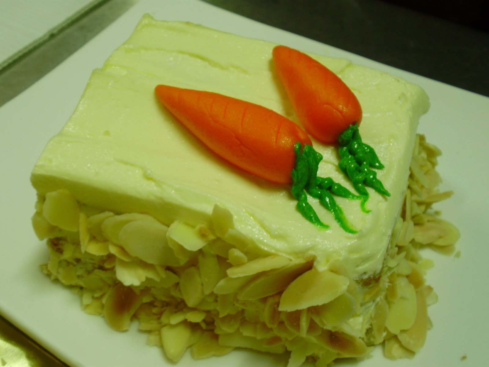 KELAS CARROT CAKE