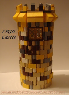 LEGO Castle Inspired by Cool Castles, Sean Kenney Book Review